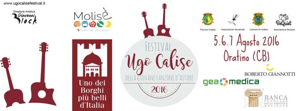 Manifesto 2016 Ugo Calise Festival