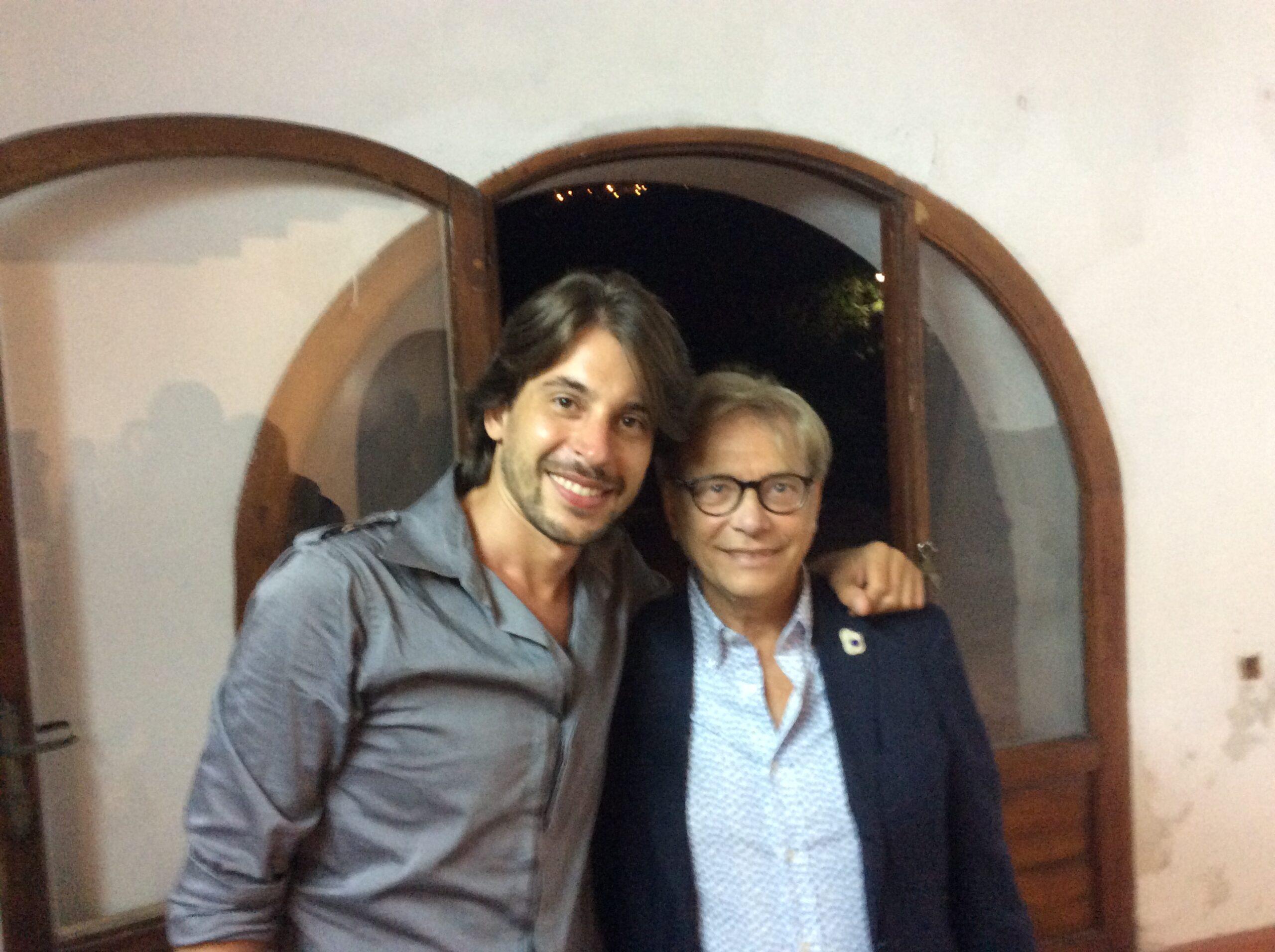 Giovanni Block e Nino D'angelo