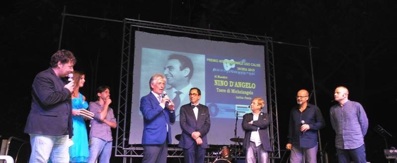 Premiazione Ugo Calise Ischia 2015