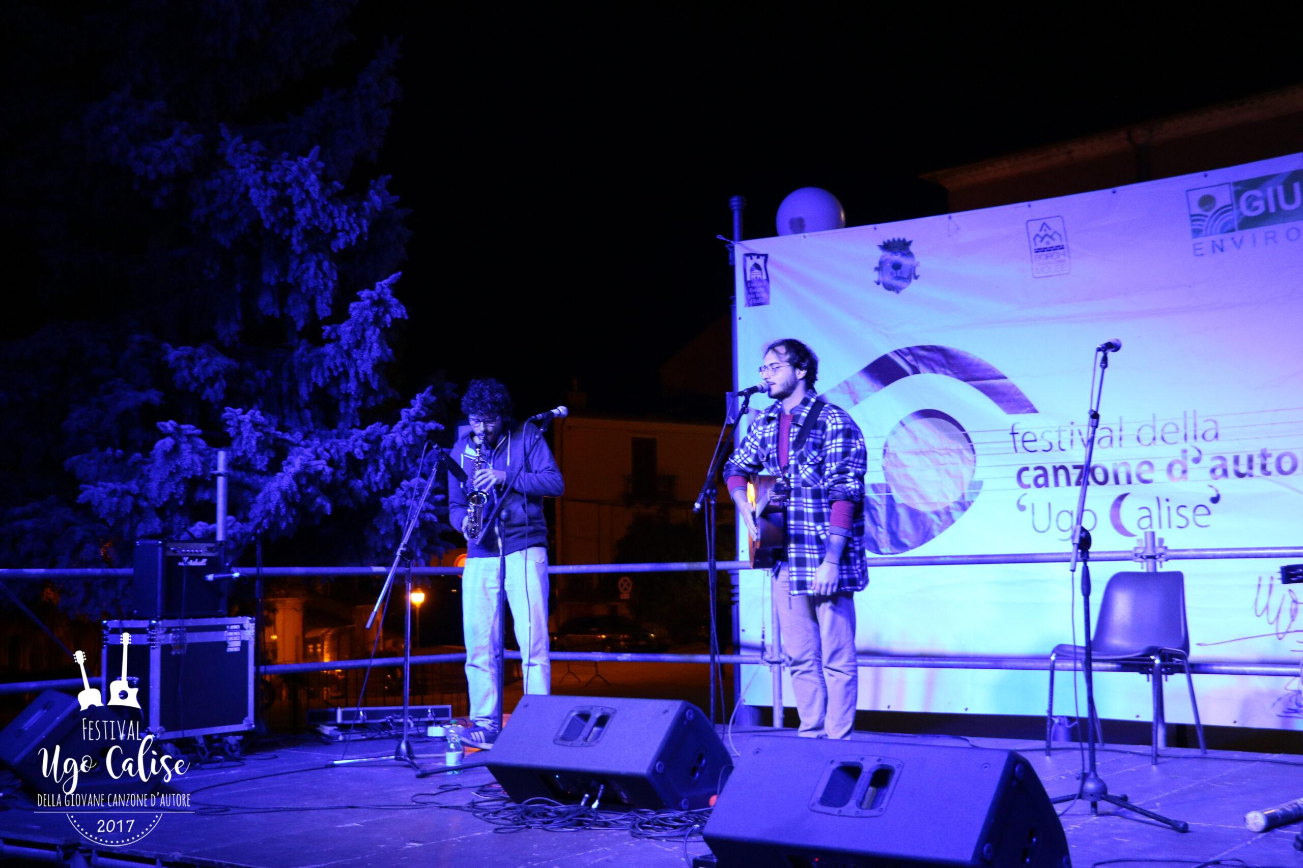 Serata Finale Ugo Calise Festival 2017