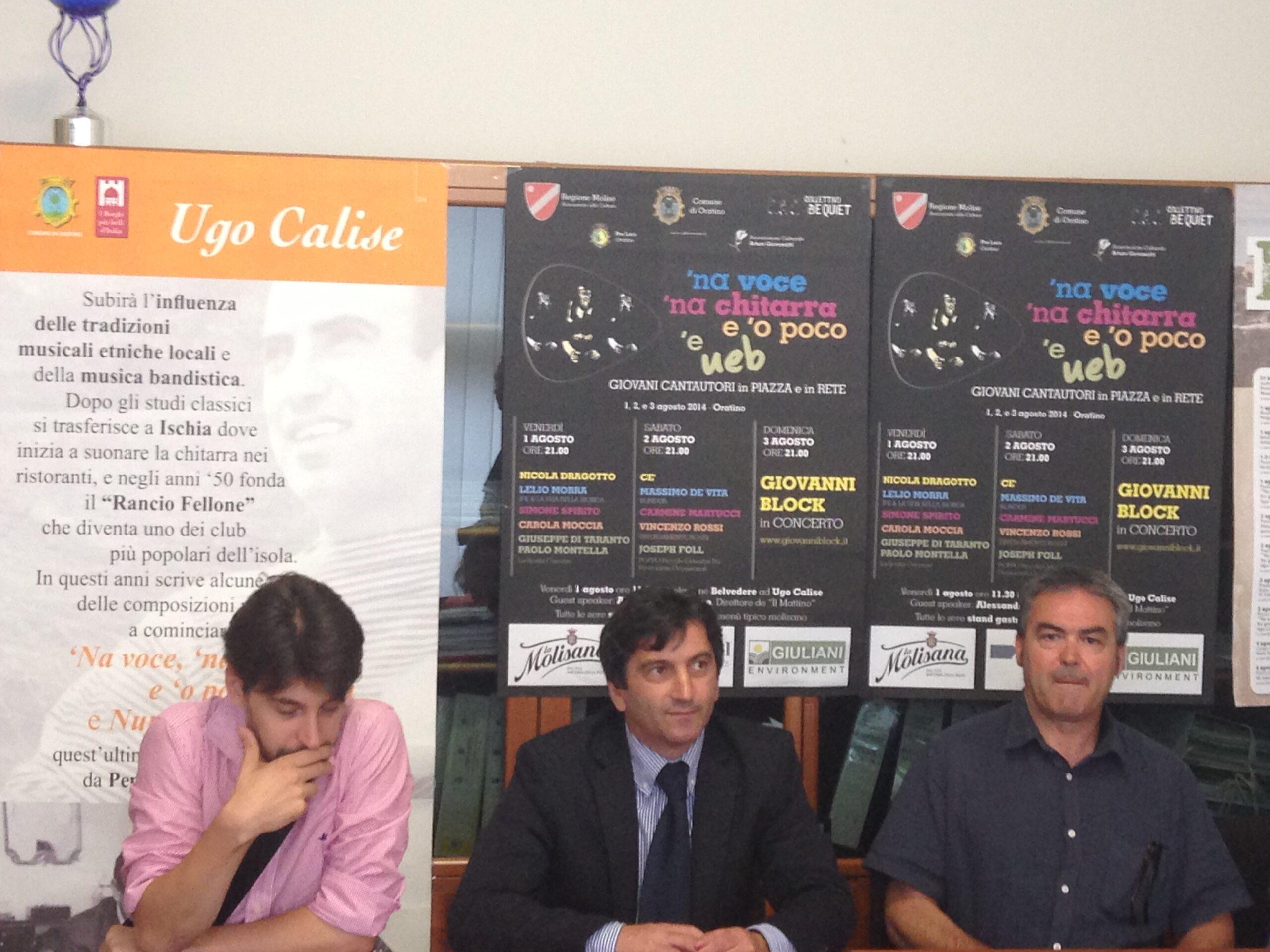 Conferenza Stampa Molisana