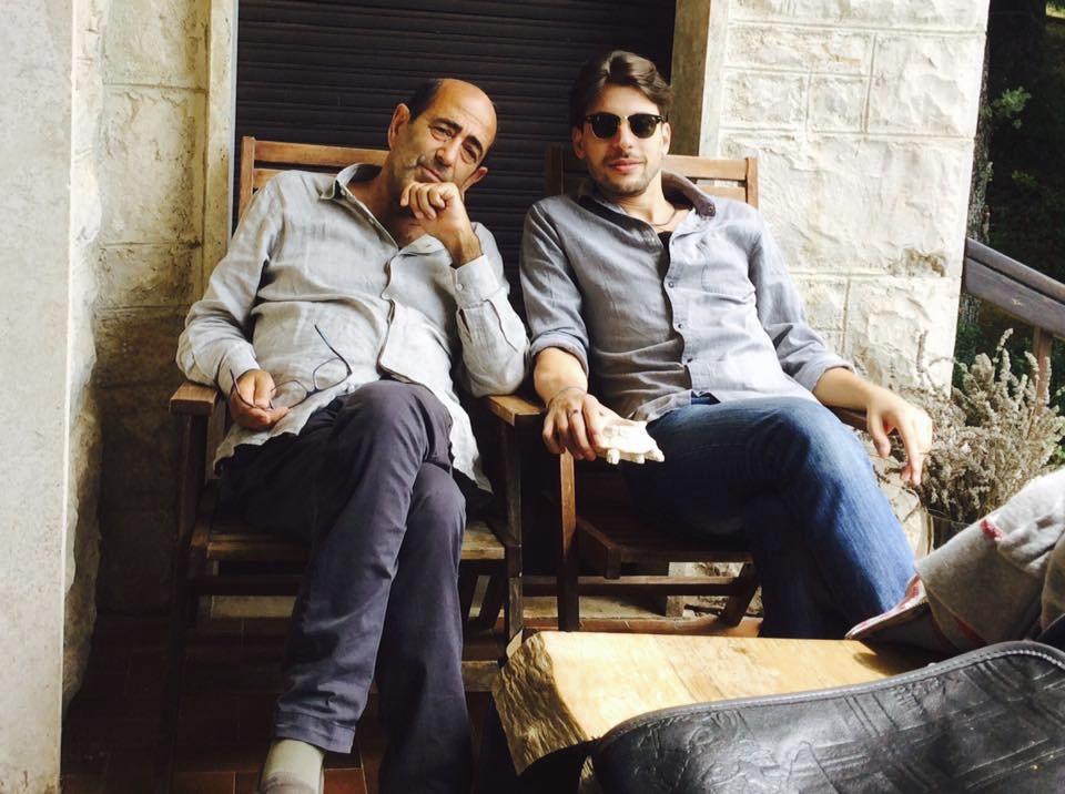 Mauro Calise e Giovanni Block