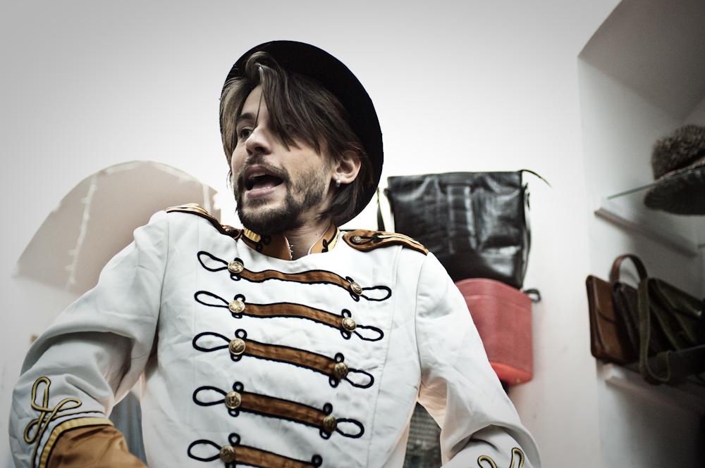 """Back Stage Videoclip """"la moda del ritorno"""""""