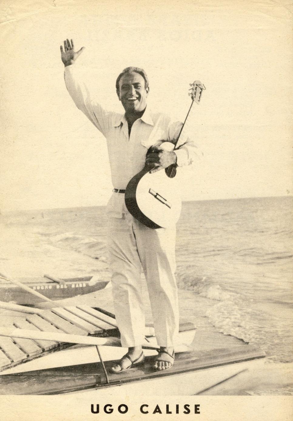 Ugo Calise ad Ischia
