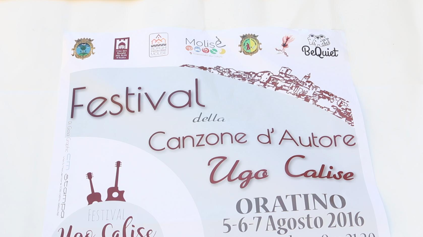 Back Stage Calise Festival 2016