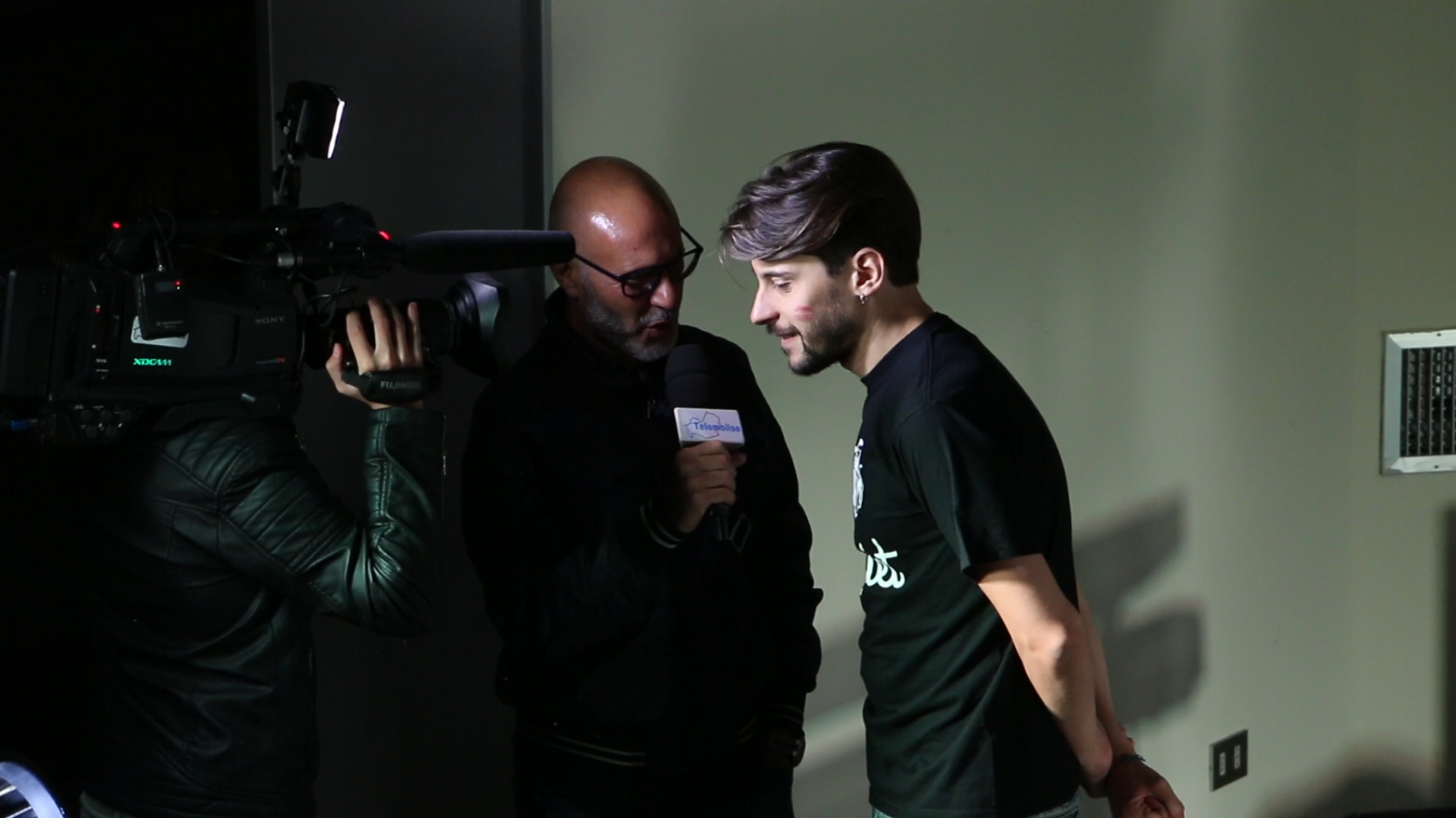Giovanni Block Intervistato da TeleMolise