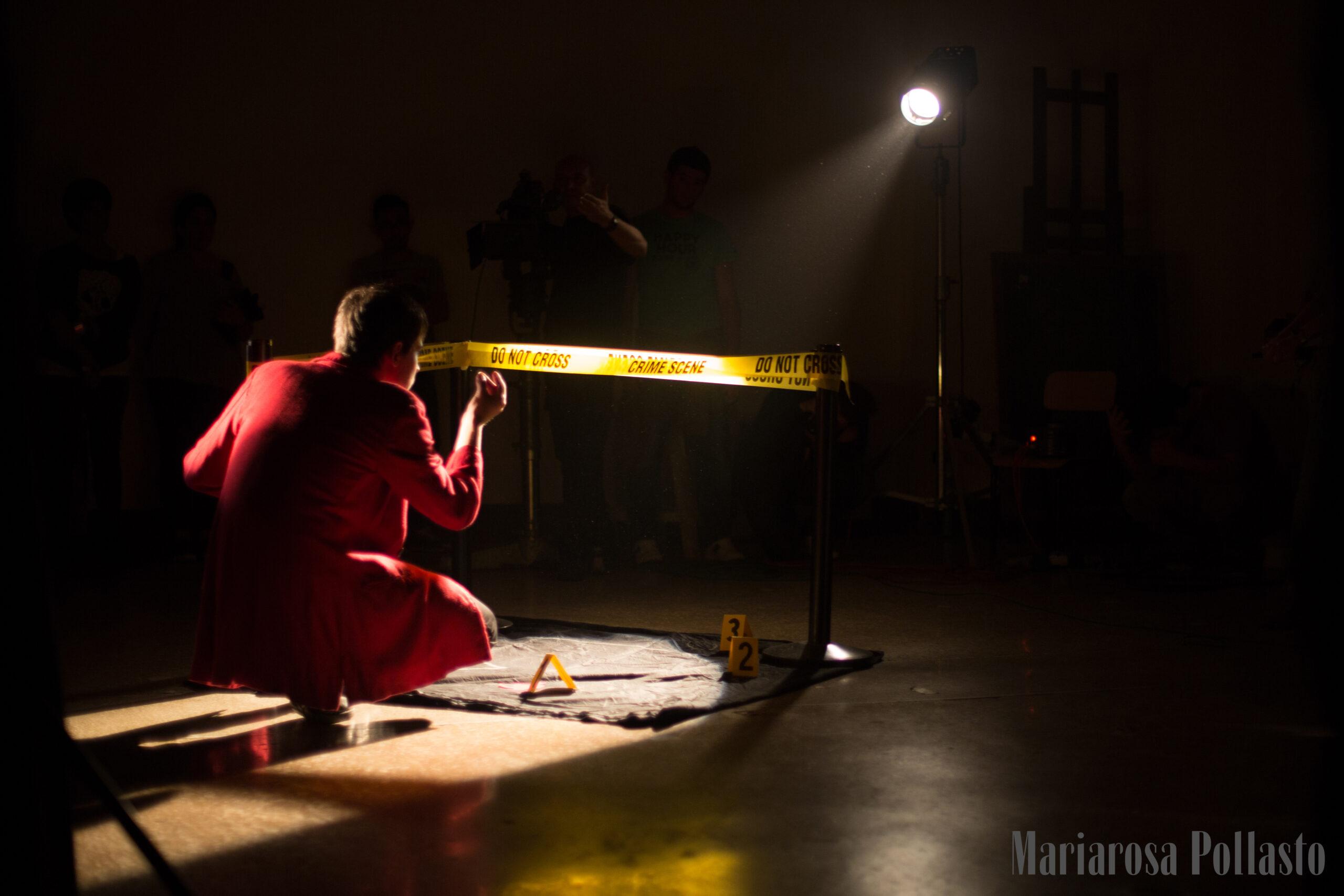 Back Stage - foto MariaRosaria Pollasto