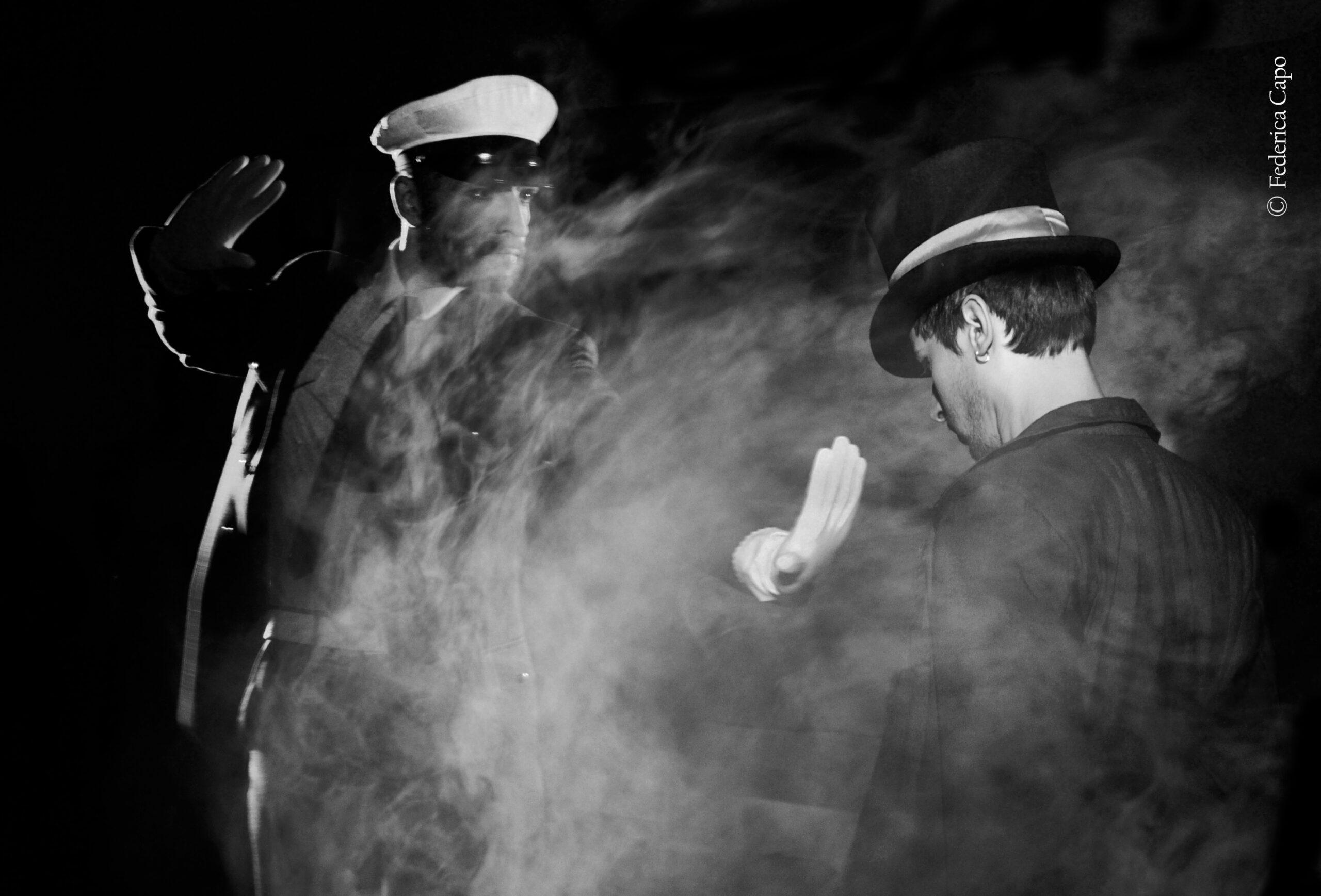 Back Stage - foto Federica Capo