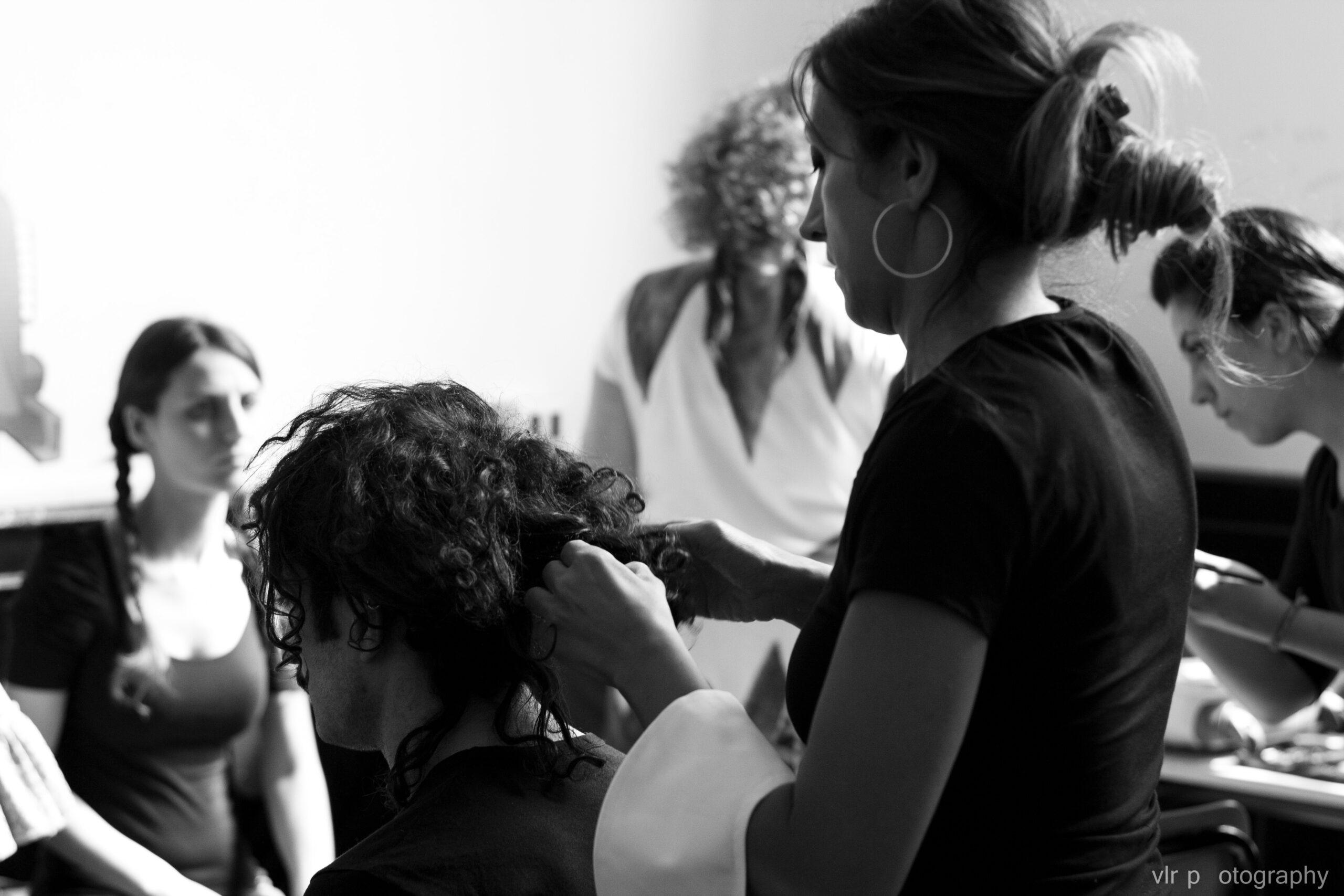 Back Stage Costumi Photo Valentina La Rocca