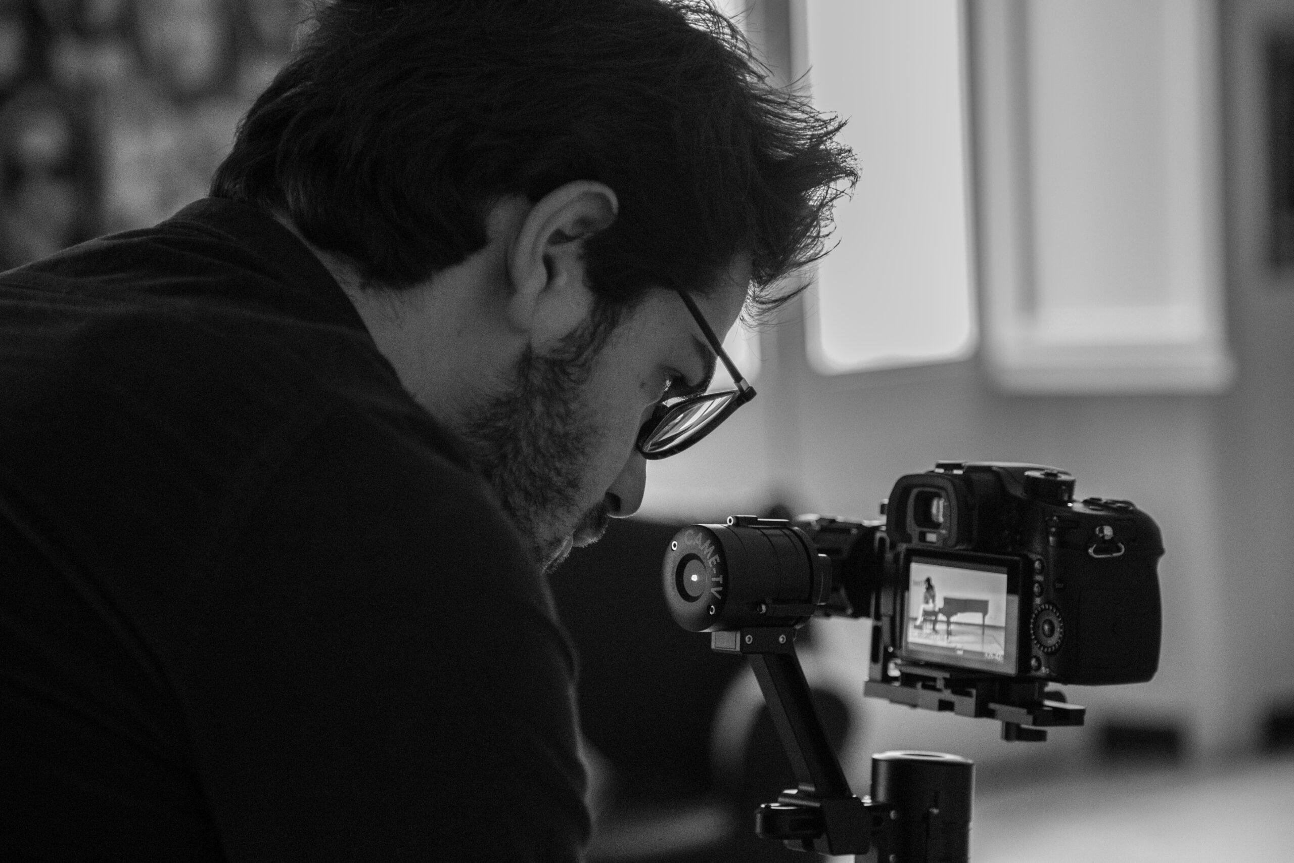 Fotografie di scena Video Core mio di Giovanni Block