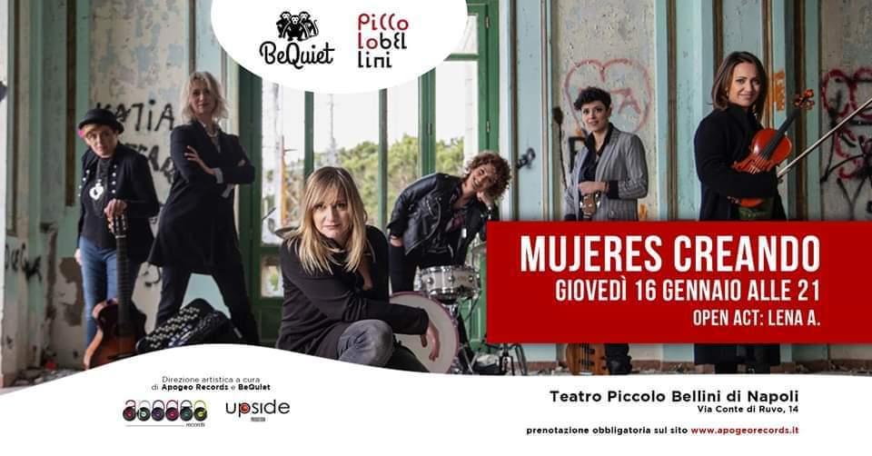 Concerti al Piccolo bellini 2019/20