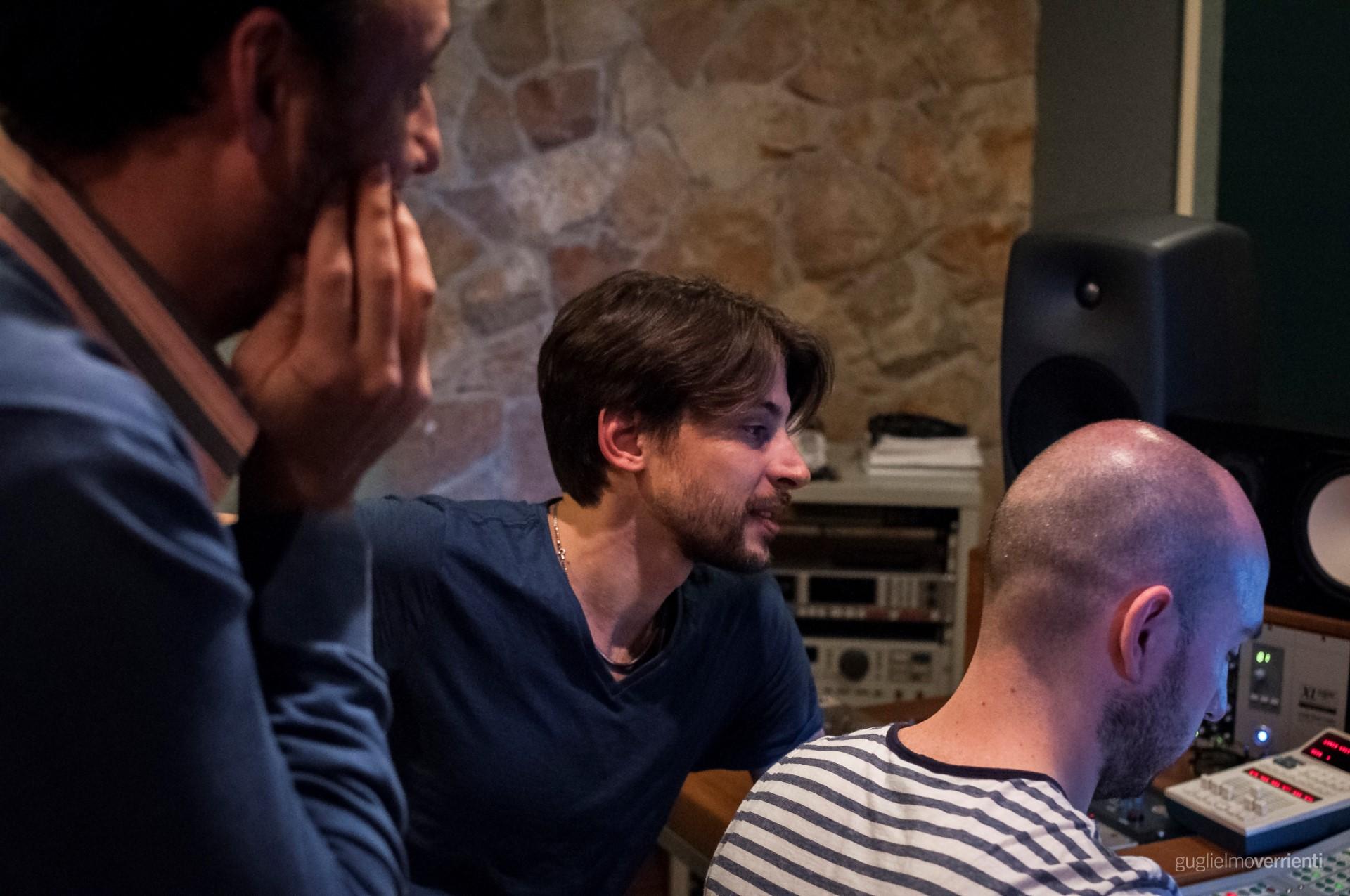Back Stage Studio Francesco Di Bella Feat GiovannIi Block101