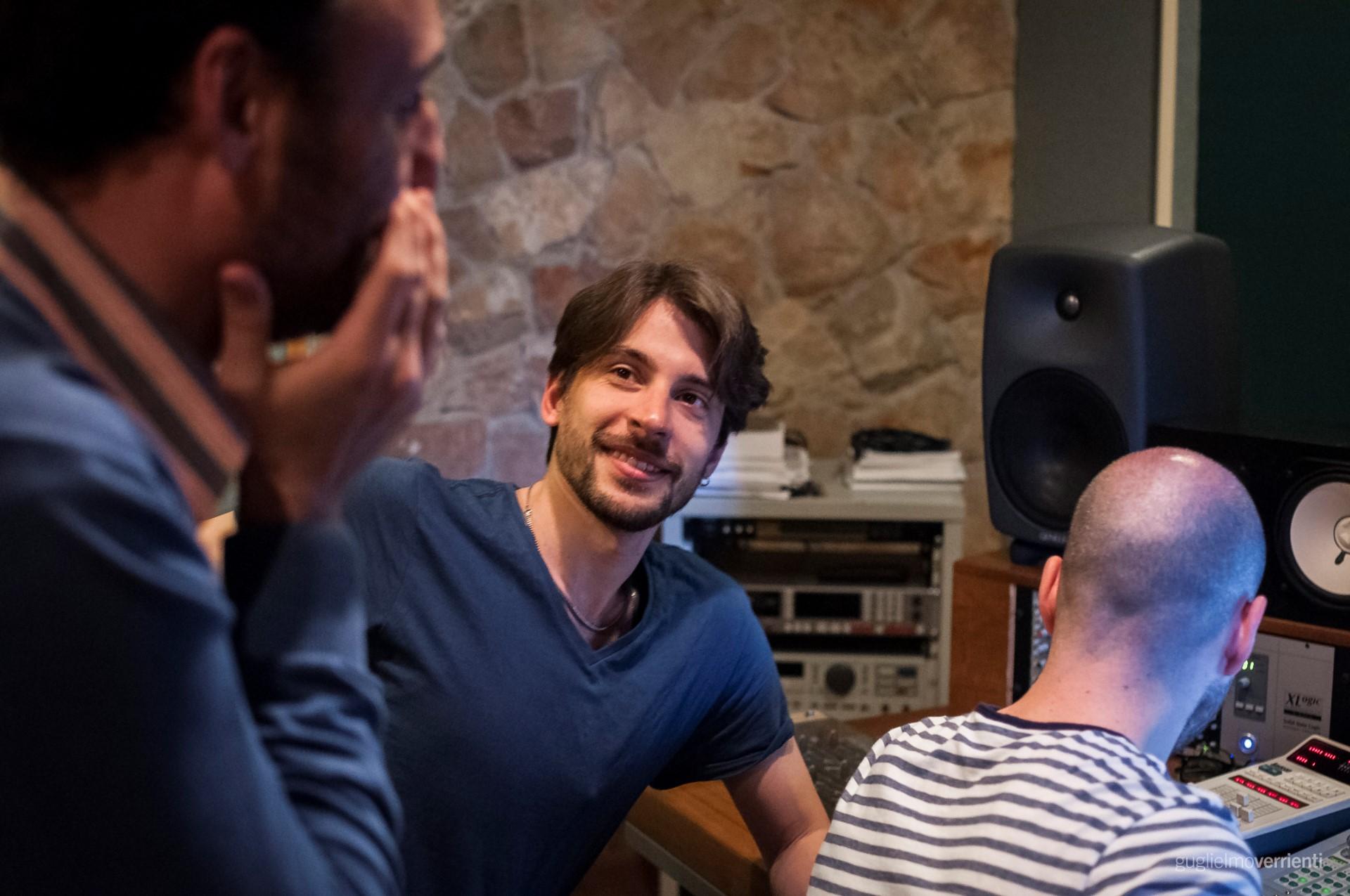 Back Stage Studio Francesco Di Bella Feat GiovannIi Block102
