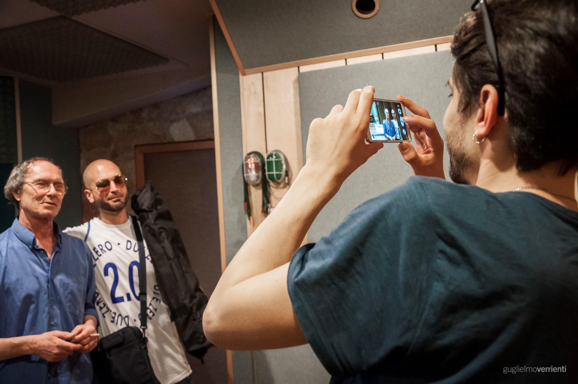 Back Stage Studio Francesco Di Bella Feat GiovannIi Block109
