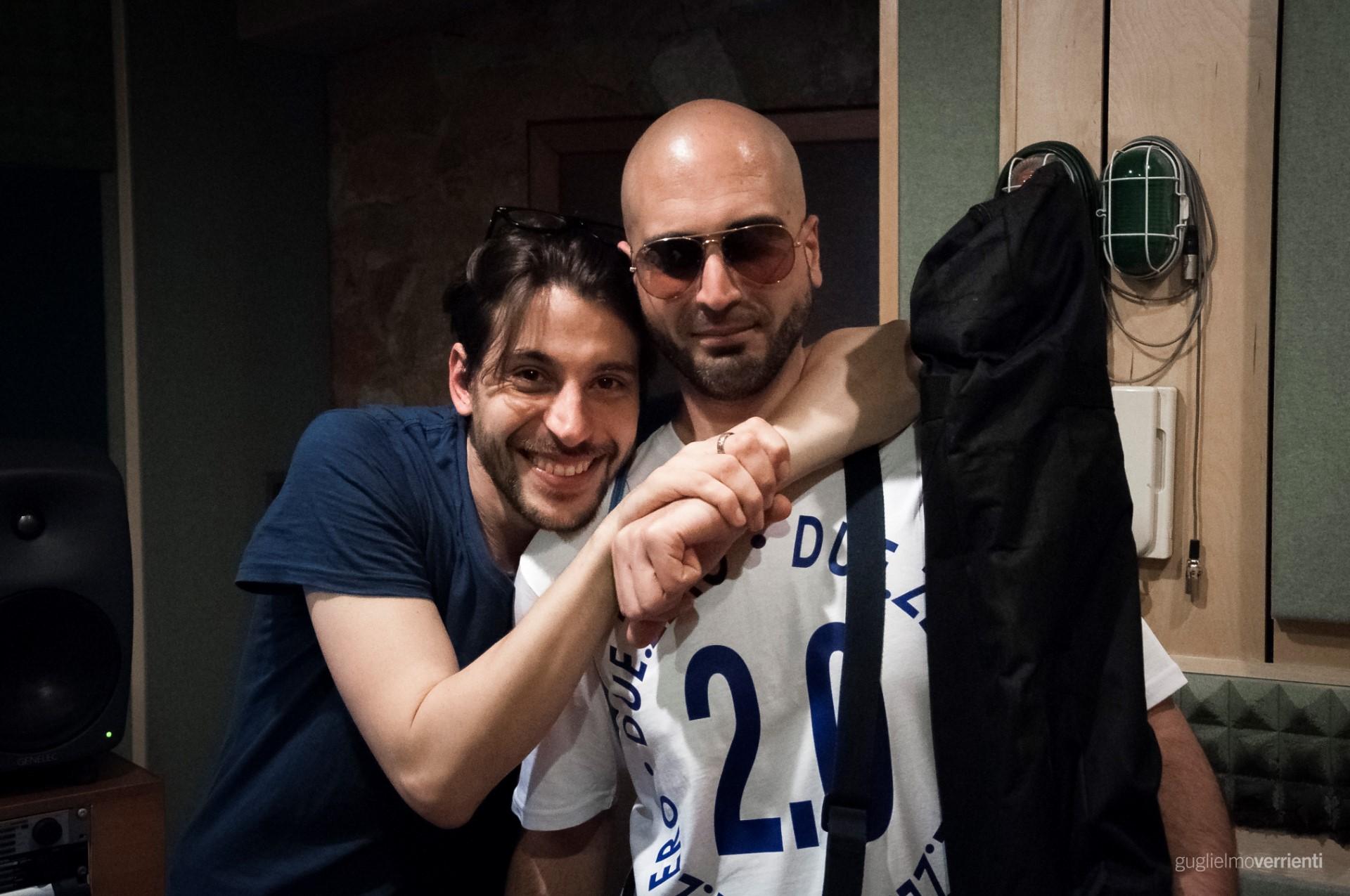 Back Stage Studio Francesco Di Bella Feat GiovannIi Block111
