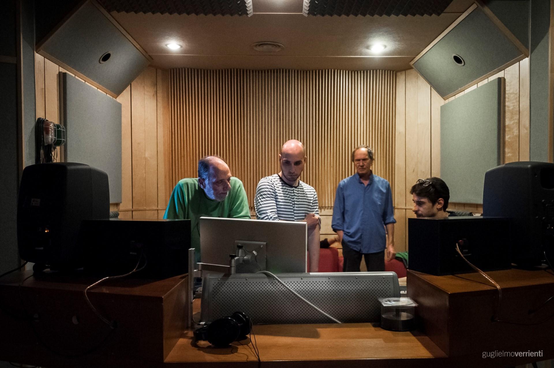 Back Stage Studio Francesco Di Bella Feat GiovannIi Block116