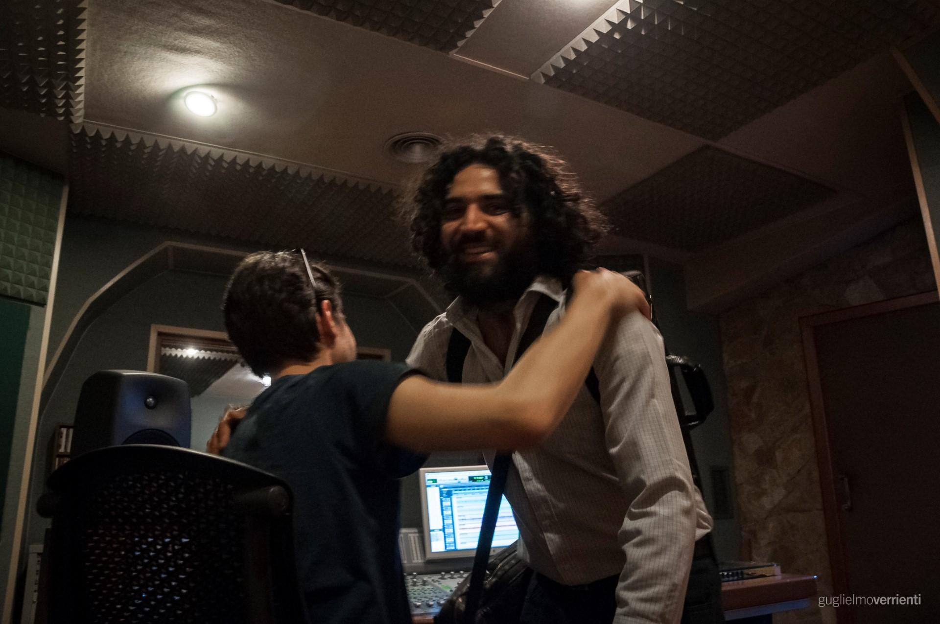 Back Stage Studio Francesco Di Bella Feat GiovannIi Block119