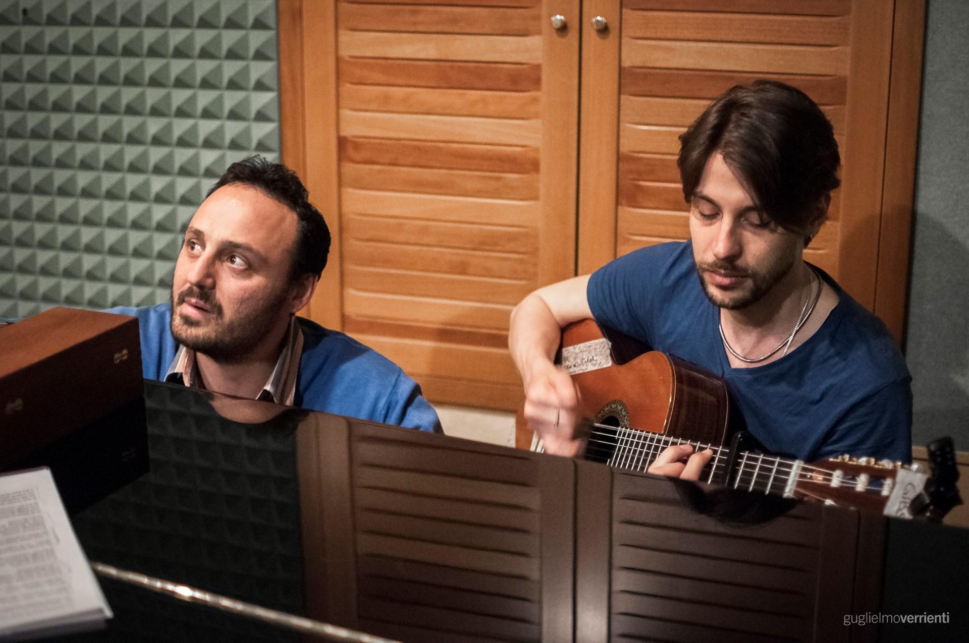 Back Stage Studio Francesco Di Bella Feat GiovannIi Block122
