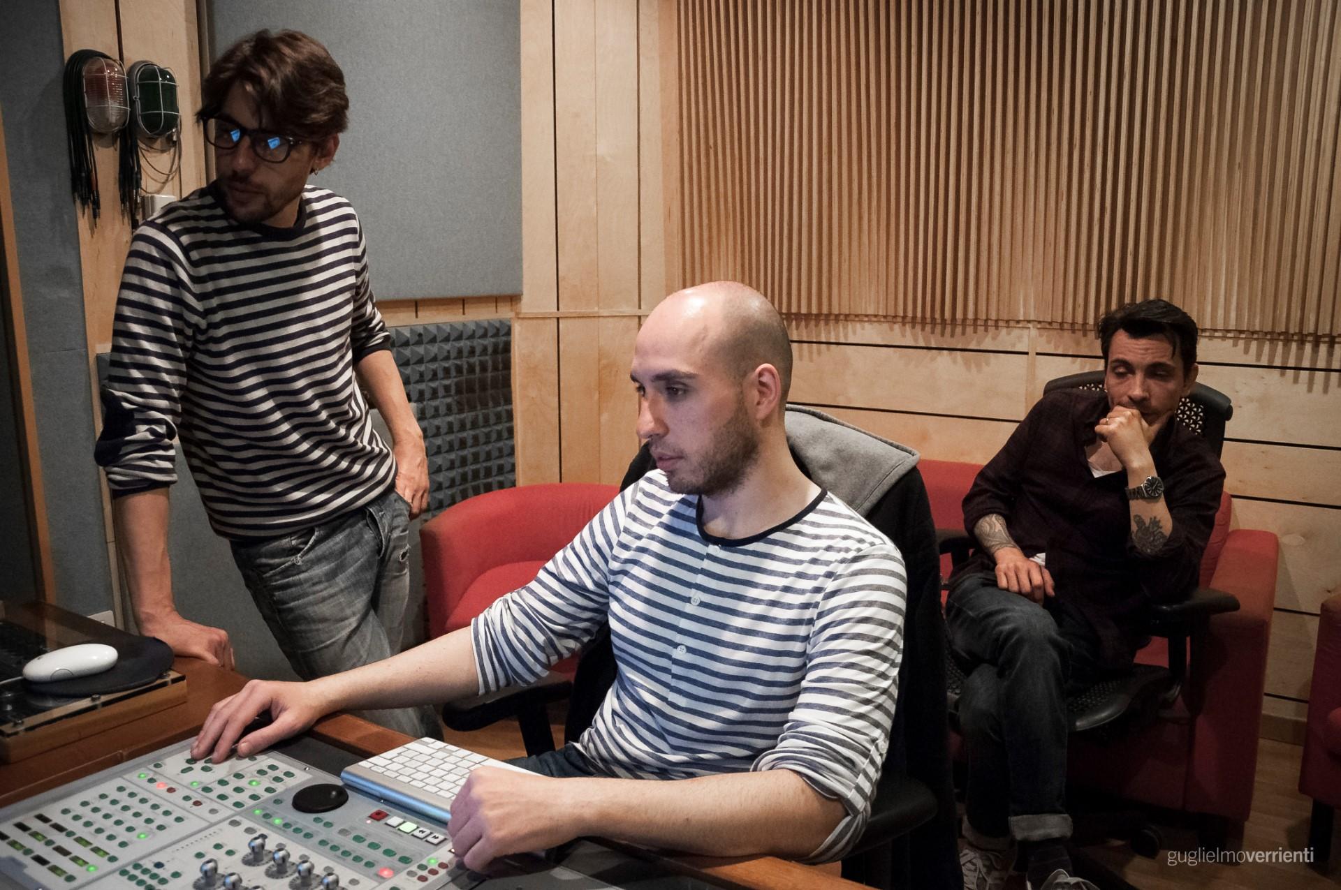 Back Stage Studio Francesco Di Bella Feat GiovannIi Block138