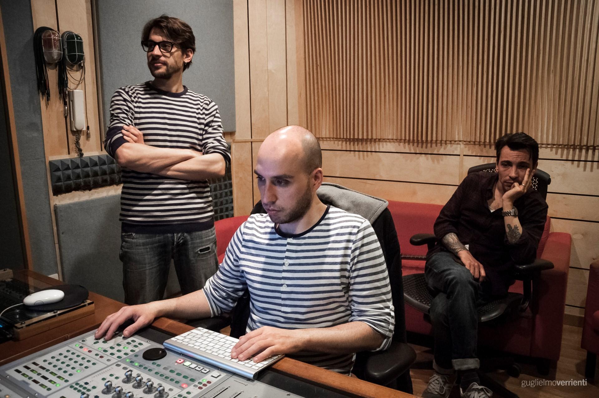 Back Stage Studio Francesco Di Bella Feat GiovannIi Block139