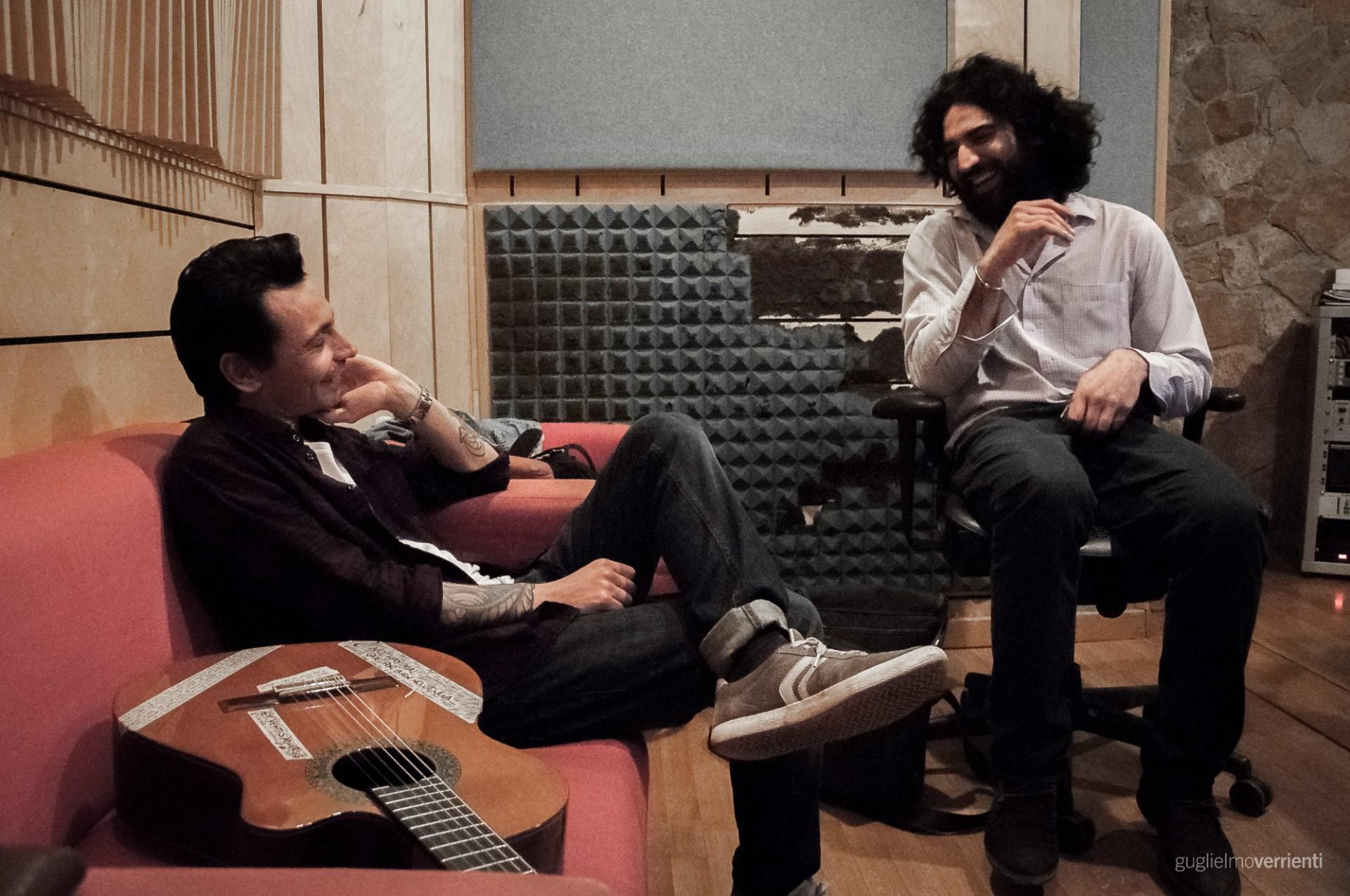 Back Stage Studio Francesco Di Bella Feat GiovannIi Block141