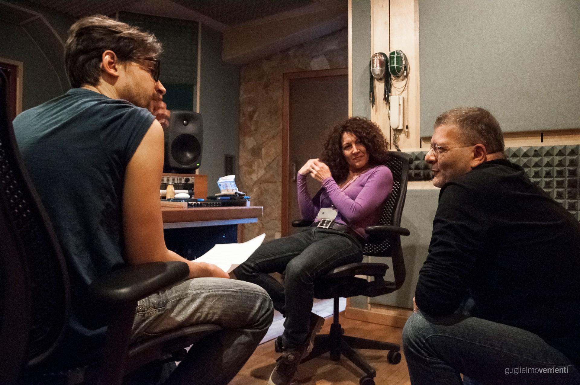 Back Stage Studio Francesco Di Bella Feat GiovannIi Block19