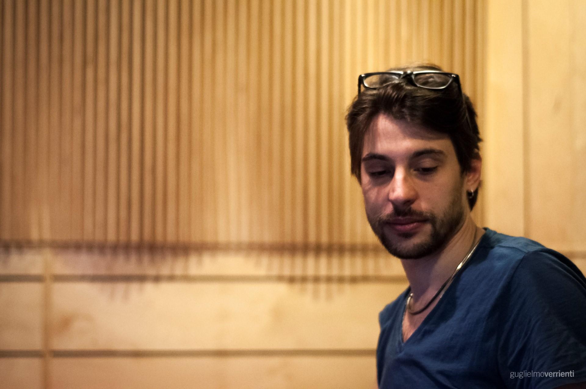 Back Stage Studio Francesco Di Bella Feat GiovannIi Block24