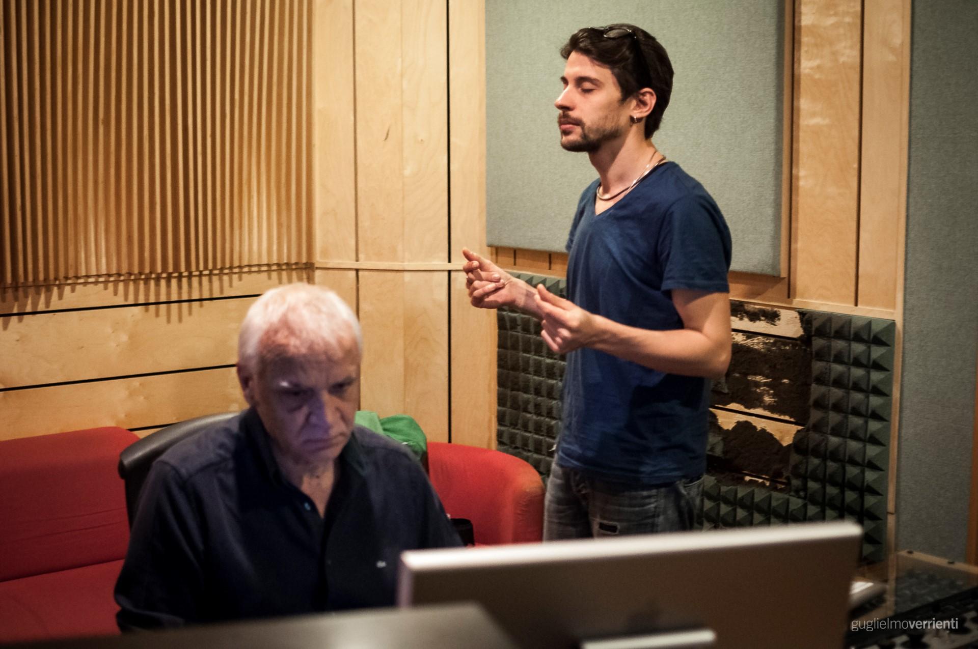 Back Stage Studio Francesco Di Bella Feat GiovannIi Block43