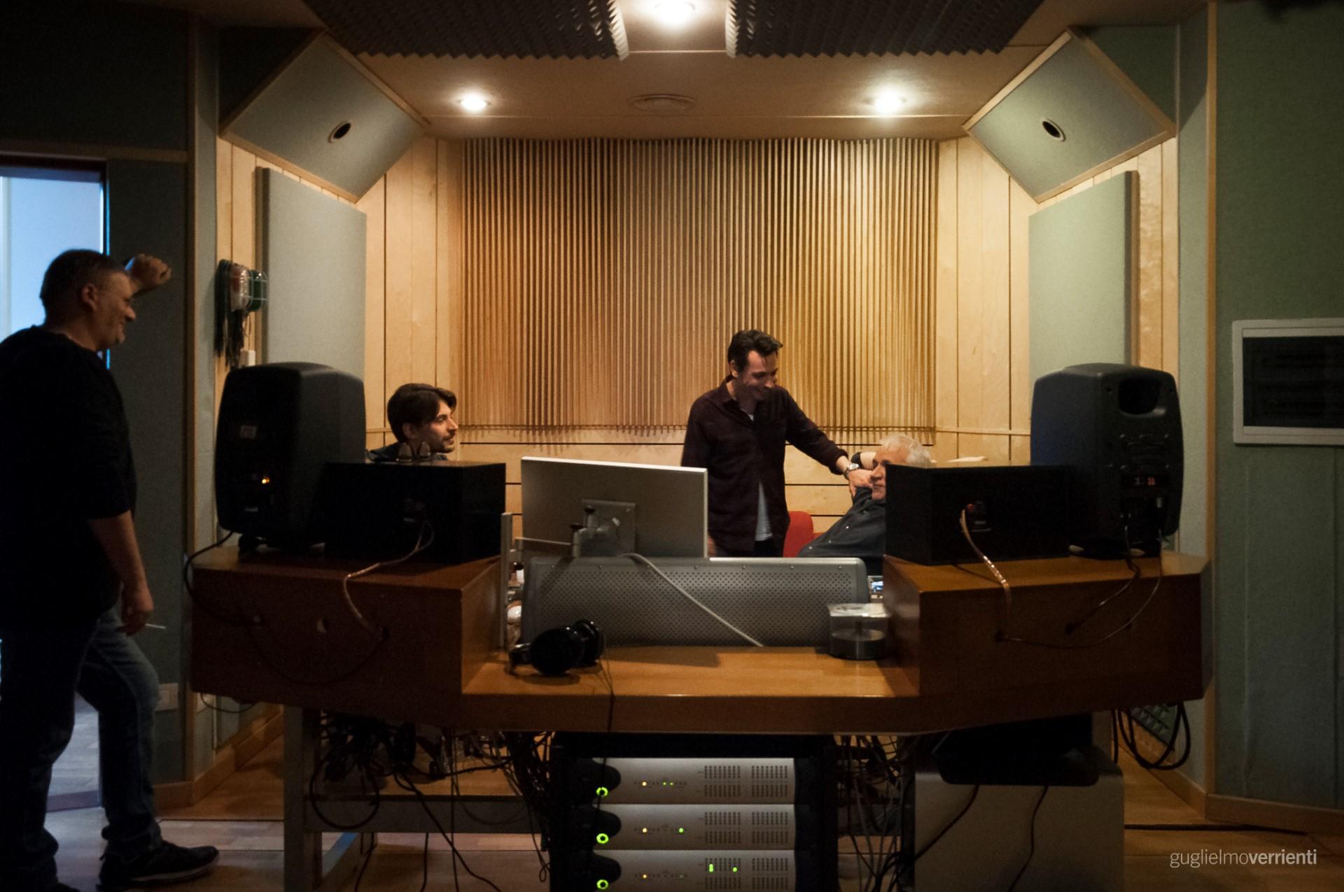 Back Stage Studio Francesco Di Bella Feat GiovannIi Block5