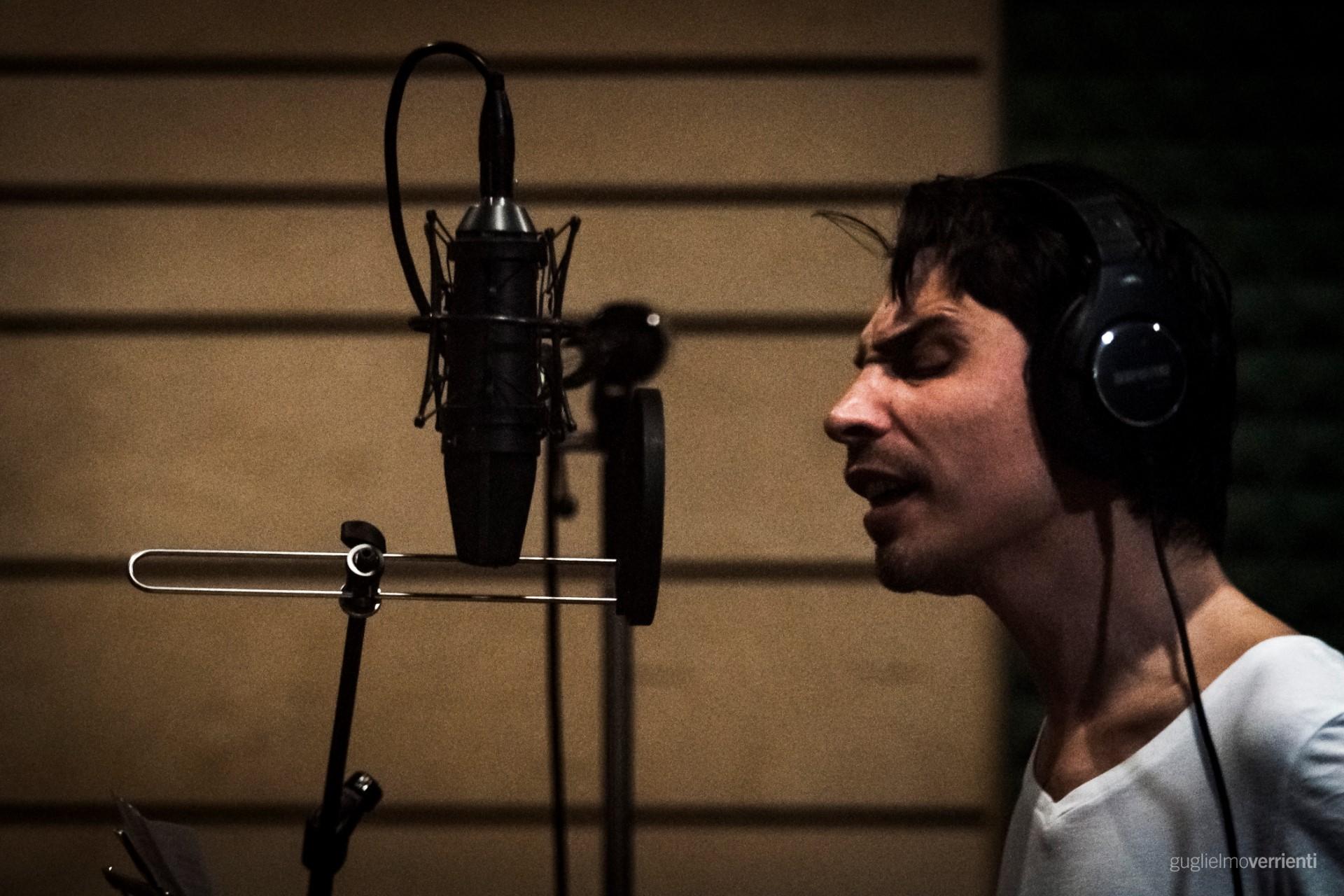 Back Stage Studio Francesco Di Bella Feat GiovannIi Block50