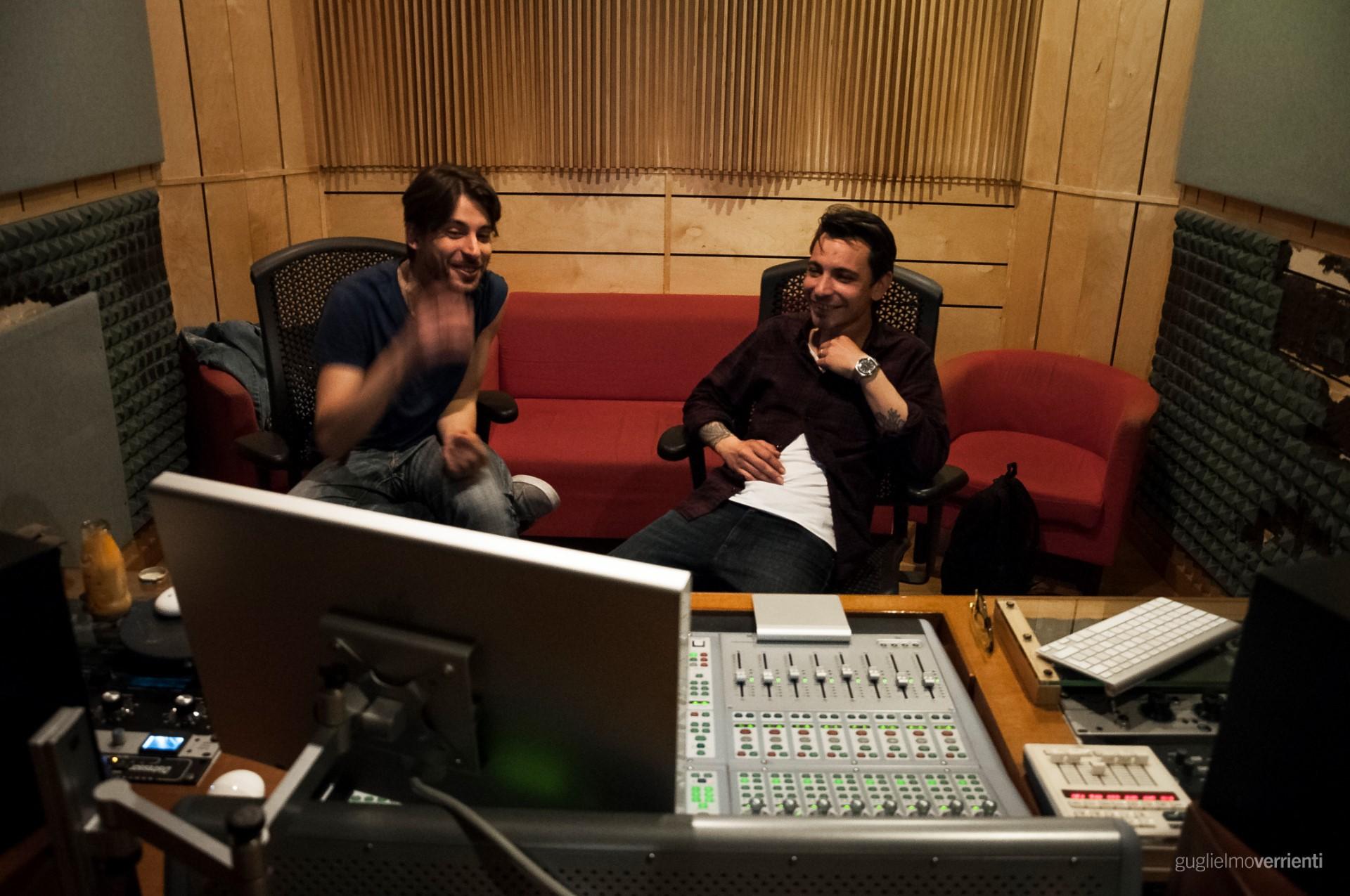 Back Stage Studio Francesco Di Bella Feat GiovannIi Block6