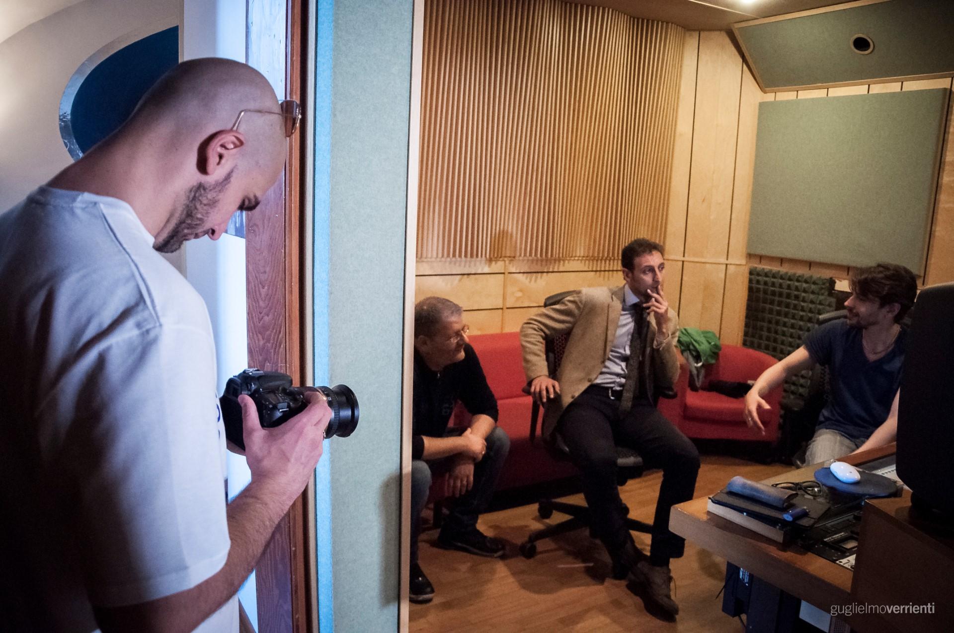 Back Stage Studio Francesco Di Bella Feat GiovannIi Block62