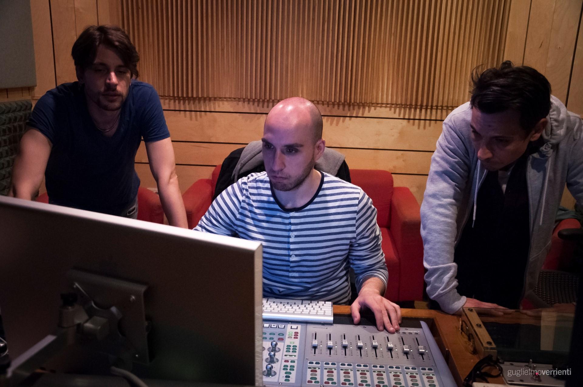Back Stage Studio Francesco Di Bella Feat GiovannIi Block74