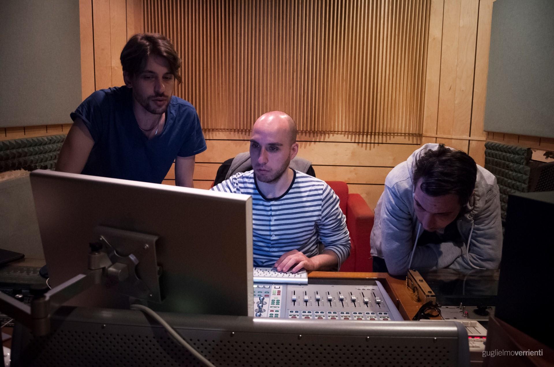Back Stage Studio Francesco Di Bella Feat GiovannIi Block75