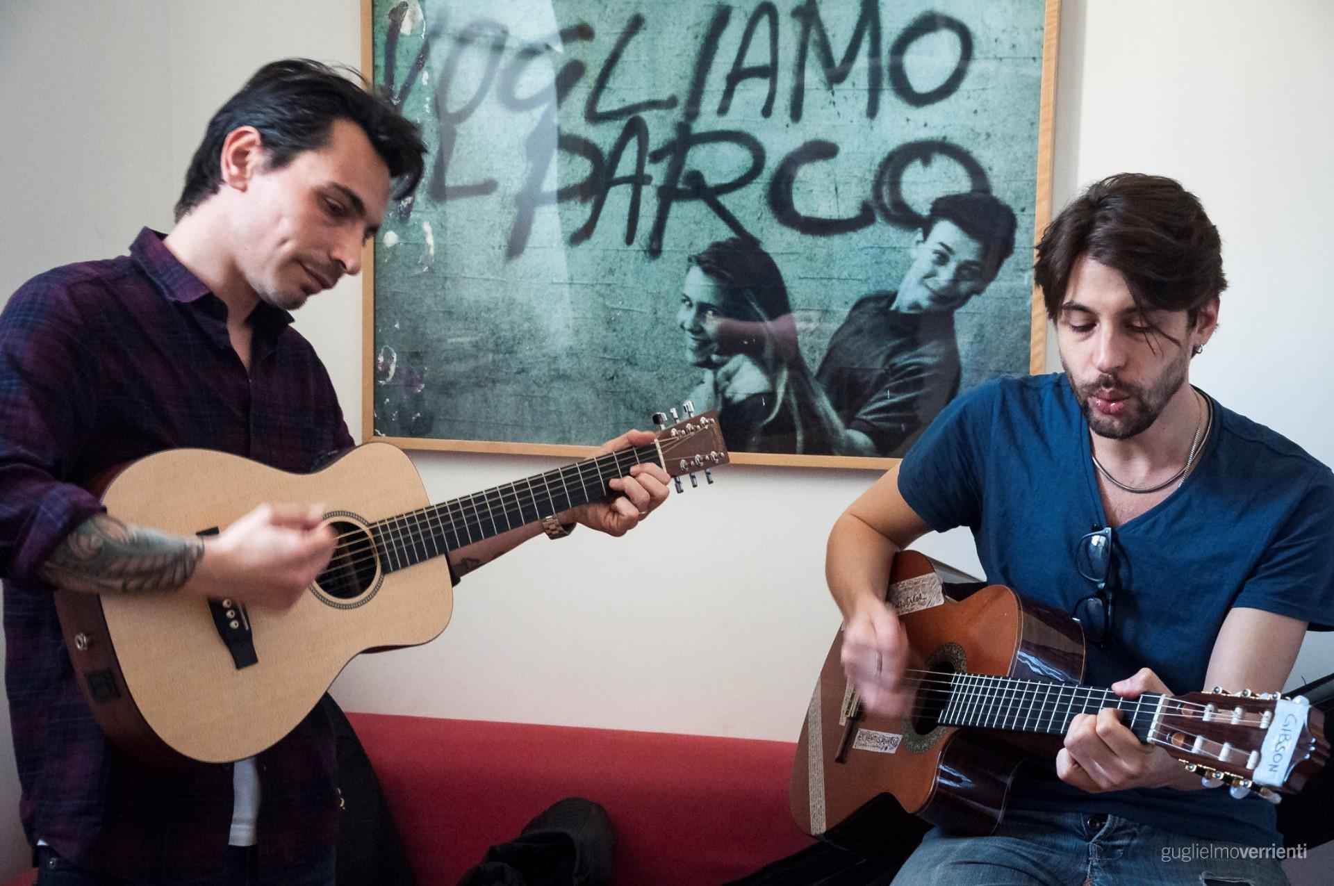 Back Stage Studio Francesco Di Bella Feat GiovannIi Block8