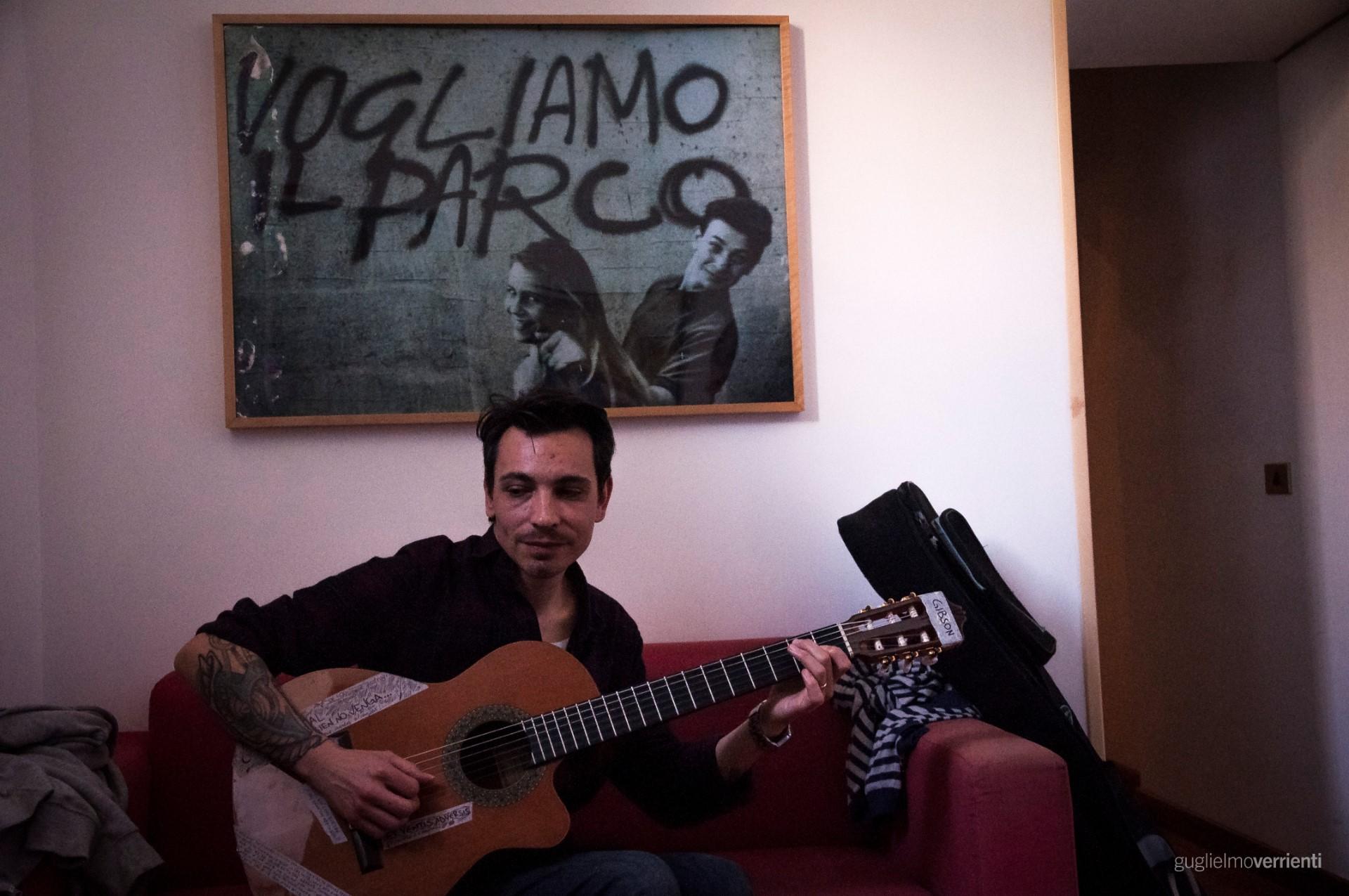 Back Stage Studio Francesco Di Bella Feat GiovannIi Block87