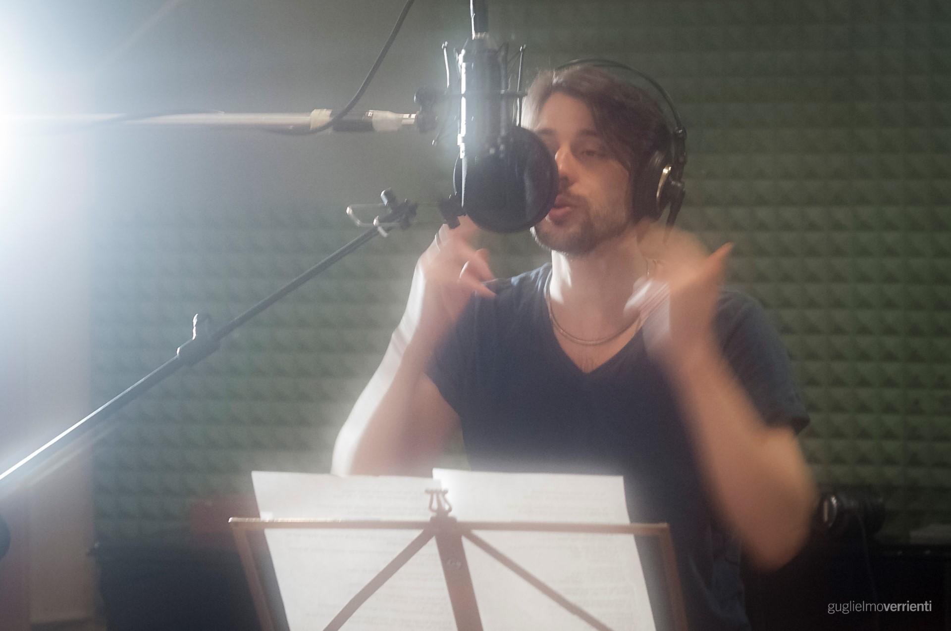 Back Stage Studio Francesco Di Bella Feat GiovannIi Block93