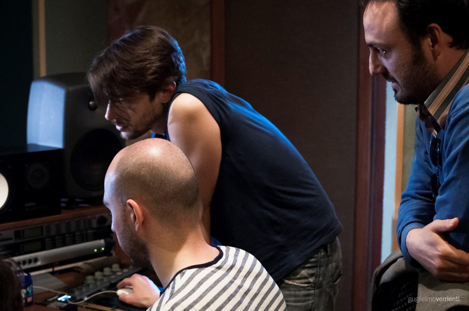 Back Stage Studio Francesco Di Bella Feat GiovannIi Block98