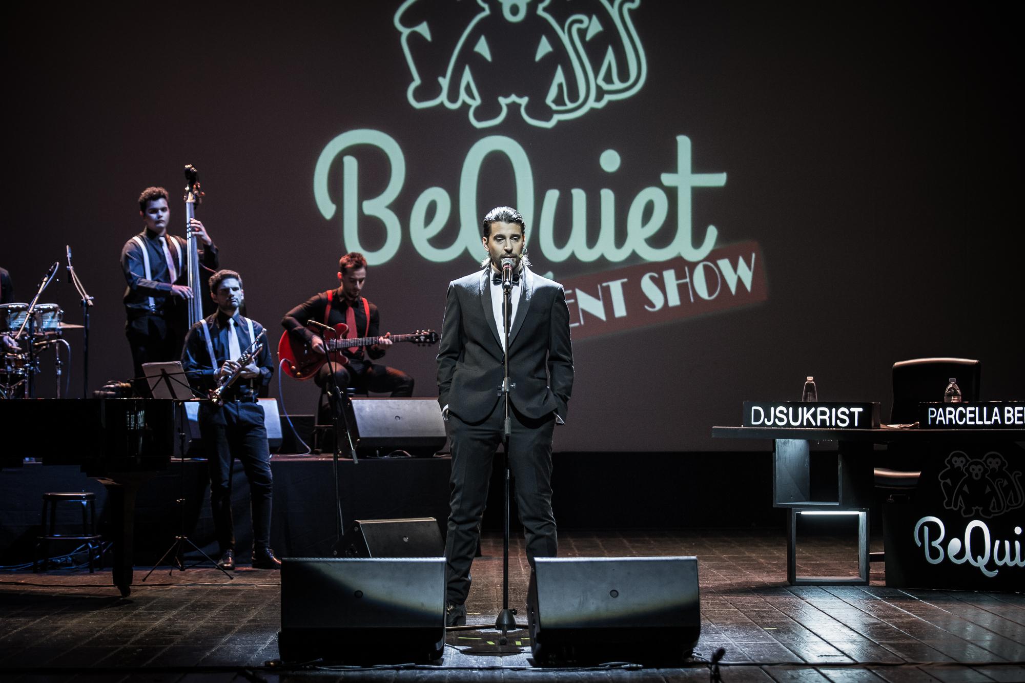 Be Quiet Talent Show 19 Dicembre 2018 TeatroBellini