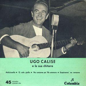 45 giri Columbia del 1957