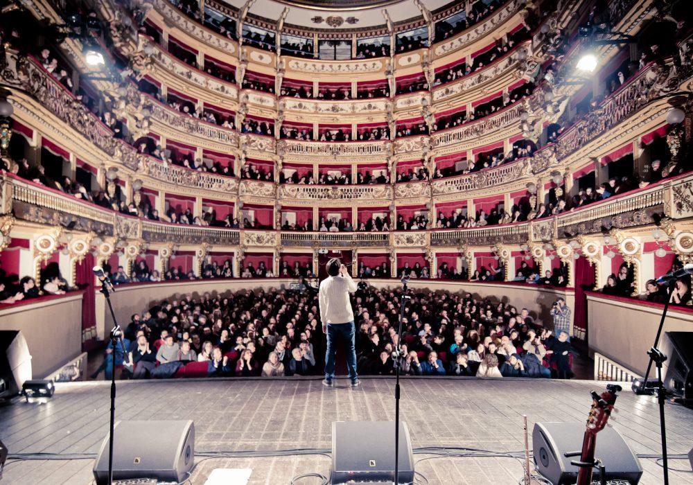 Live @ Teatro Bellini